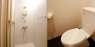 シャワー・トイレセパレート